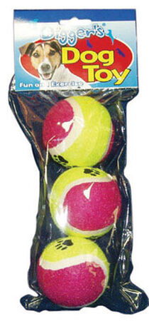 Digger's For Dog Pet Tennis Balls Pet Tennis Balls