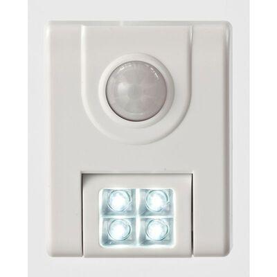 Fulcrum LIGHT IT 2 in. L Battery LED Motion Sensor Task Light White