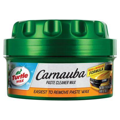 Turtle Wax Carnauba Wax Automobile Wax 14 oz. For Removing Oxidation And Swirl Marks