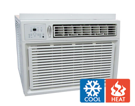 Air Conditioner 18000 BTU 230V with heat