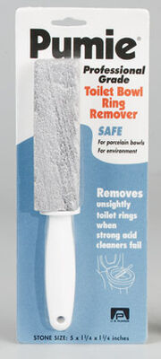 U.S. Pumice Pumie Toilet Bowl Ring Remover