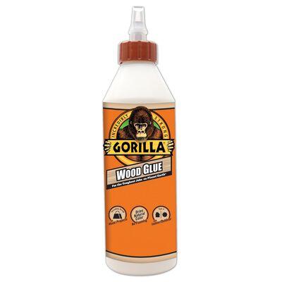 Gorilla Light Tan Wood Glue 18 oz.