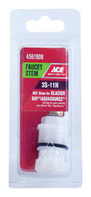 Ace Low Lead Hot 3S-11H Faucet Stem For Glacier Bay & Aquasource