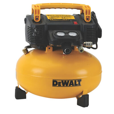 Heavy Duty 165 PSI Pancake Compressor