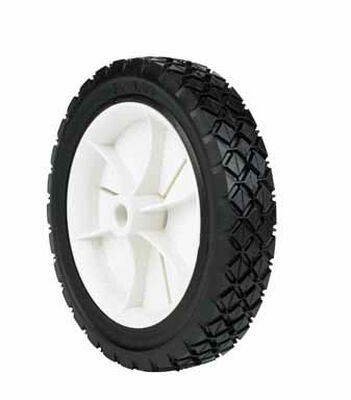 Arnold Plastic Replacement Wheel 7 in. Dia. x 1.5 in. W 50 lb.