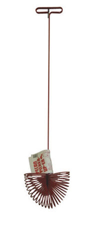 Turbine Pecan Picker Up-Er 36 in. Steel T-Handle Pecan Tool