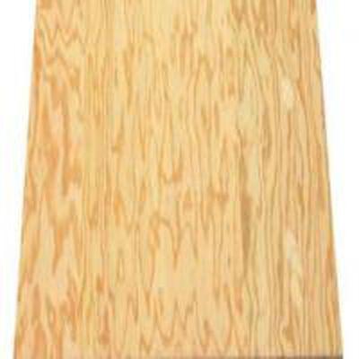 """Plywood Exterior AC Fir 4' x 8' x 1/2"""""""