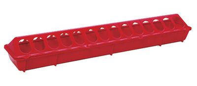 Miller 1.5 Feeder For Poultry 3 in. H x 20 in. D