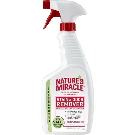 Nature's Miracle 24 oz. Pet Stain and Odor Remover