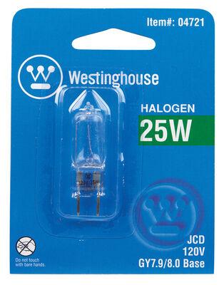 Westinghouse Halogen Light Bulb 35 watts 255 lumens Tubular T4 1.94 in. L White 1 pk