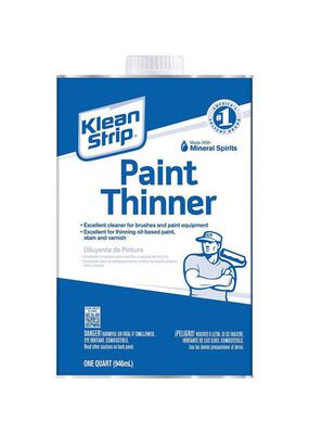 Klean Strip Paint Thinner 1 qt.