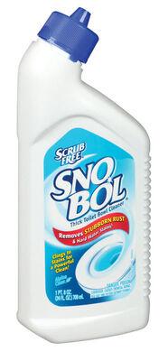 Sno Bol Scrub Free Liquid Toilet Bowl Cleaner 24 oz.
