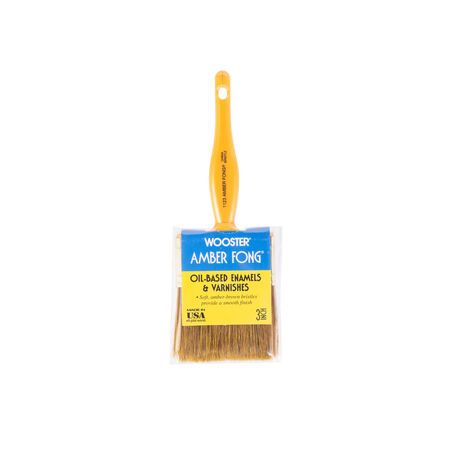 Ace Metallic Brass Interior Craft Paint Indoor 1000g/L g/L 1/2 pt.