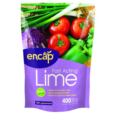 Encap Lime Soil Conditioner 400 sq. ft. 2.5 lb. Bagged