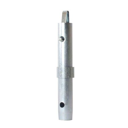 Coupling Pin with Collar and Spring Lock