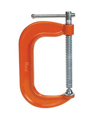 Bessey Steel Adjustable C-Clamp 5 in. x 3 in. D