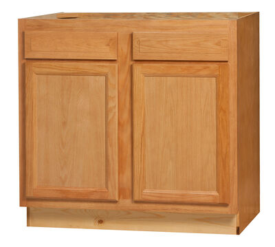 Chadwood Range & Sink Base Cabinet 36RBS