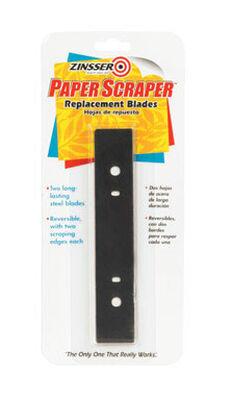 Zinsser Paper Scraper Replacement Blades