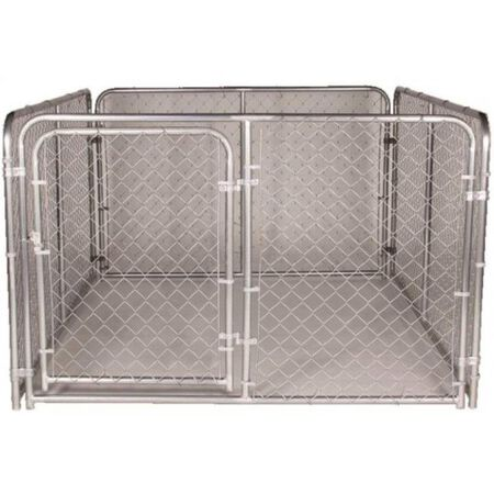 "Dog Kennel 6"" x 8"" x 4"""