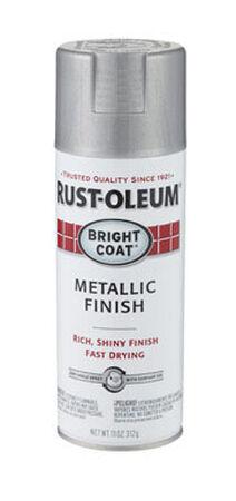 Rust-Oleum Stops Rust Chrome High Gloss Bright Coat Metallic Spray 11 oz.