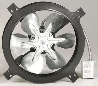 Air Vent Gable Mount Vent Type Gable Mount Power Fan