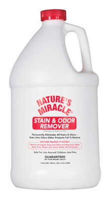 Nature's Miracle 1 gal. Stain and Odor Remover