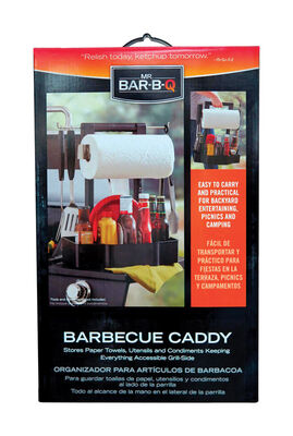 Mr. Bar-B-Q  Plastic  Cooking Caddy  1