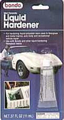 Bondo Liquid Hardener 0.37 oz. For For hardening liquid polyester resin