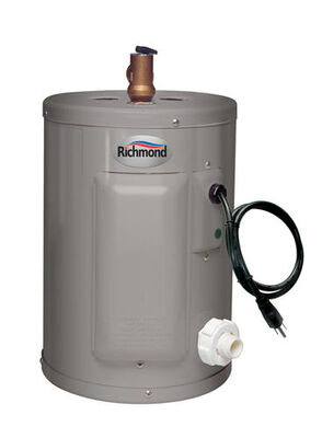 Water Heater Electric 2.5 Gallon