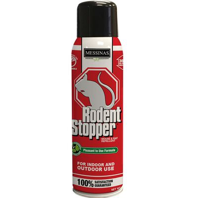 Messinas Rodent Stopper Animal Repellent Spray 15 oz. 1 pk