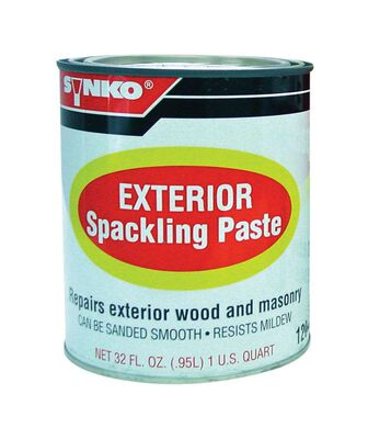 Synko Spackling Paste 1 qt. For Masonry