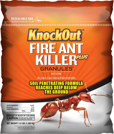 Knock Out Granules