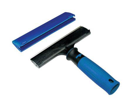Unger Professional Carbon Steel Ergotec 4 in. W Glass Scraper