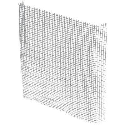 Prime-Line 3 in. W x 3 in. W x 3 in. L Screen Patch Screen Aluminum Gray 5 pk