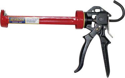 Newborn Professional Zinc Alloy Smooth Rod Caulking Gun