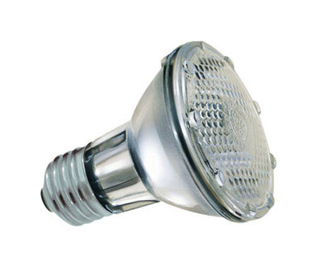 GE 38 watts 530 lumens 2700 K Medium Base (E26) Floodlight Halogen Light Bulb PAR20 White
