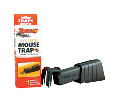 Tomcat Small Live Catch Animal Trap For Mice