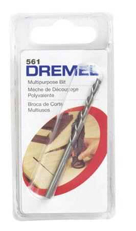 Dremel Carbide Multi-Purpose Cutting Bit 1/8 in.