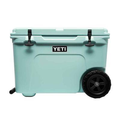 YETI Tundra Haul Roller Cooler Seafoam Green