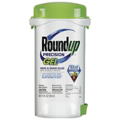 Roundup Precision Gel Weed and Grass Killer 5 oz.