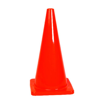 Hy-Ko Plastic Safety Cone 28 in.
