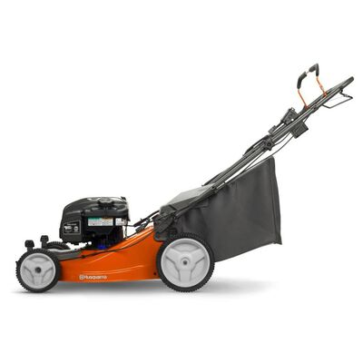 Husqvarna LC221FHE 21 In. 3-In-1 Self-Propelled Gas Lawn Mower