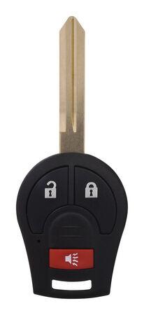DURACELL Advanced Remote Automotive Replacement Key Nissan CWTWTBU751 Remote Head Key Double si