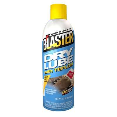 Blaster Lubricant Can
