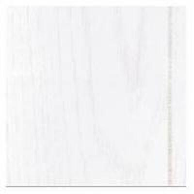 "4' x 8' x 1/8"" Embossed White Panel"