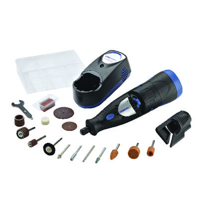 Dremel 15 pc. Rotary Tool Kit