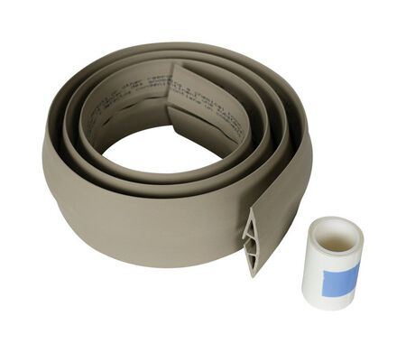Corduct 1/2 in. Dia. x 5 ft. L 1 Cord Protector