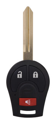 DURACELL Advanced Remote Automotive Replacement Key Nissan CWTWTBU751 Remote Head Key Double si