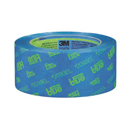 ScotchBlue 1.88 in. W x 60 yd. L Blue Medium Strength Painter's Tape 1 pk