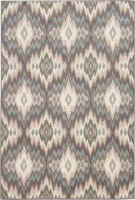 "Oriental Weavers 531K9 Brentwood Ivory 7'10"" X 10' 0"" Area Rug"